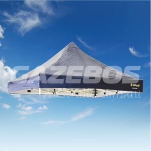 3m x 3m Replacement Canopy for OZtrail Deluxe 3.0 Gazebo Blue