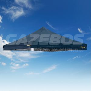 2.4m x 2.4m Replacement Canopy for OZtrail Deluxe 2.4 Gazebo Blue