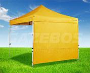 OZtrail Heavy Duty Yellow Gazebo Wall 3m