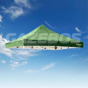3m x 3m Replacement Canopy for OZtrail Deluxe 3.0 Gazebo Green