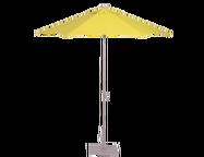 Shelta Harbord Hexagonal 2.5m Umbrella