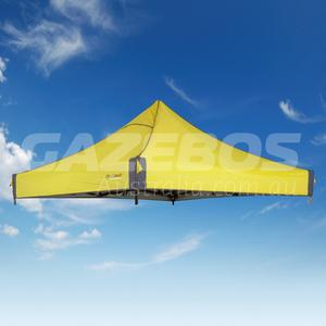 3m X 3m Replacement Canopy for OZtrail Fiesta Deluxe Gazebo Yellow
