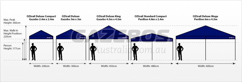 Size Comparison Diagram