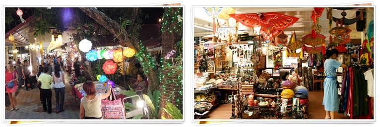 FUN AND EXCITING BAZAAR IN ASIA
