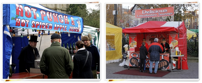 A CATCHY MARKET STALL NAME