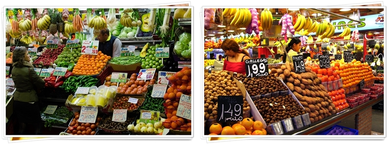 FRESH FRUIT AND VEGETABLES FOR SALE