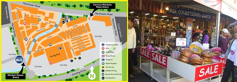 NEW ITEMS FOR SALE AT CARRARA MARKET
