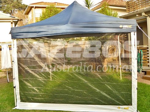 The OZtrail Deluxe Compact Gazebo